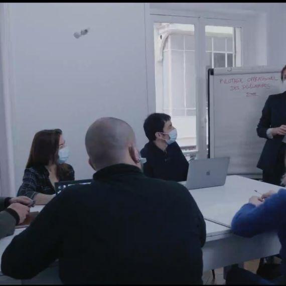 Capture vidéo CNP Vidéo séminaire online